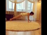 Упражнения для хорошей осанки!