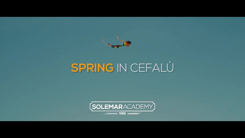 Primavera a Cefalù Solemar Academy
