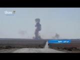 Трасса Пальмира - Дейр-эз-Зор. Ликвидация прорыва ИГ в направлении Аль-Шола.