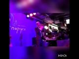 Максим Данилин на конкурсе Дюймовочка 2016 в ресторане Паруса.