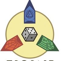 Логотип Прорыв. Игротека настольных ролевых игр