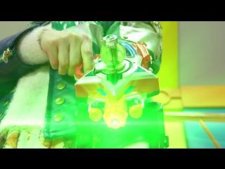 [FRT Sora] Space Sentai Kyuranger - Transformation Lessons - 01 [1080p] [SUB]