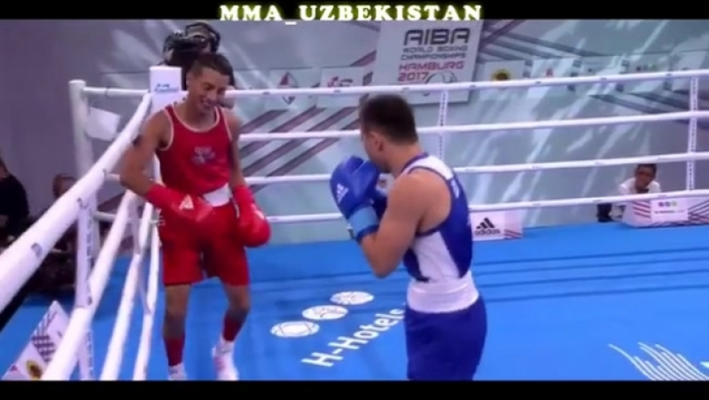 Хасанбой Дусматов Жахон чемпионатини ғалаба билан бошлади