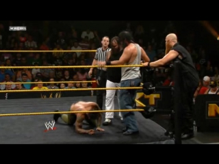 30. Kassius Ohno and Cory Graves and Adrian Neville Vs. The Wyatt Family NXT 23.05.13