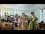 дуэт Серпины и Уберто из оперы