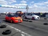 Škoda Fabia 4x4 tdi 12.4 sec VS VW Lupo 4x4 tdi NITRO 10.2 sec