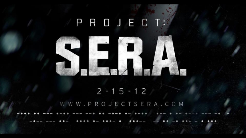 Project_ S.E.R.A. Trailer