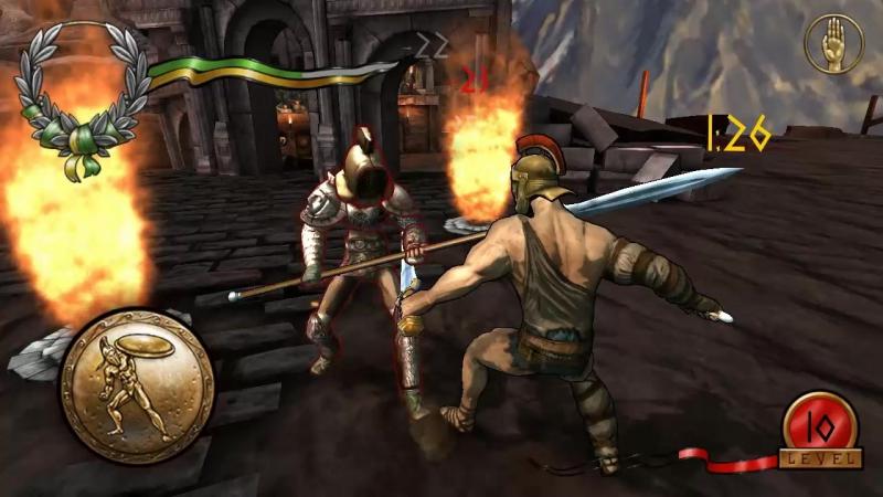гладиатор gladiator 2002