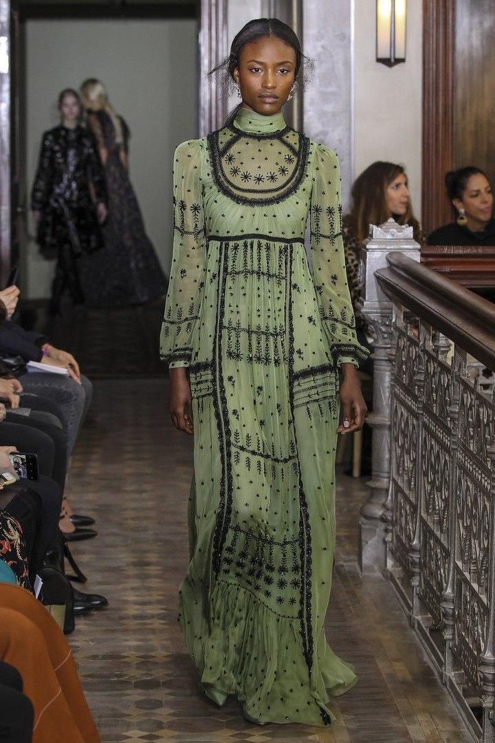 Коллекция Valentino Pre-Fall 2017 — Нью-Йорк