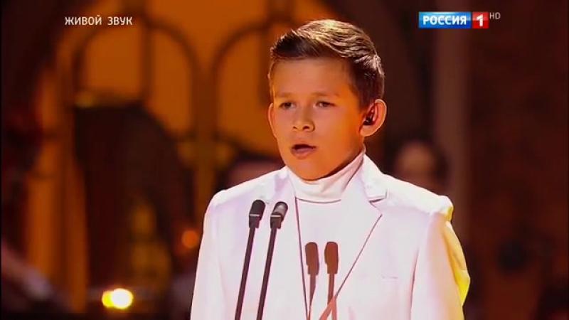 Mихаил Рябинин - А. Архангельский, тропарь Боголюбивая царице