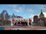 Лицей Искусств народный танец - Вася-Василёк Глазов HD 2013 май