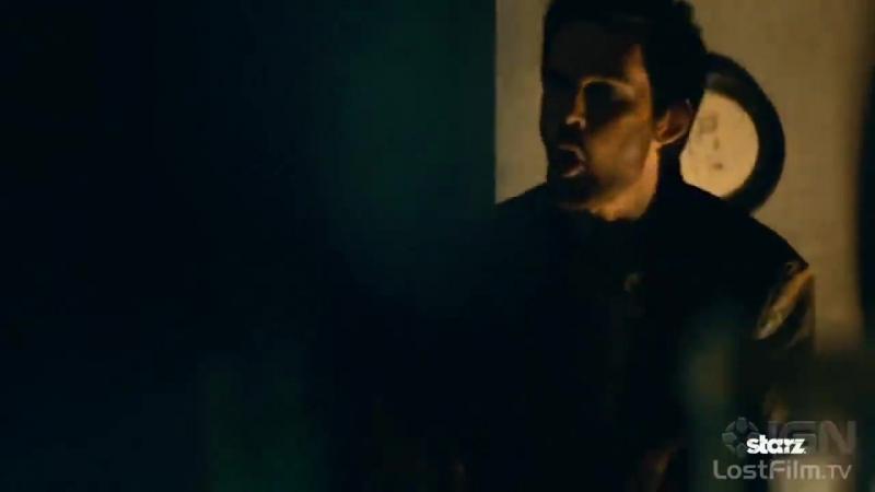 Демоны да Винчи (Da Vinci's Demons) - Озвученный трейлер №2 ко 1 сезону.