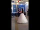 Танец молодожён❤️❤️❤️