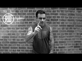Премьера! Robbie Williams ft. Big Narstie, Atlantic Horns - Go Mental (23.10.2017) feat