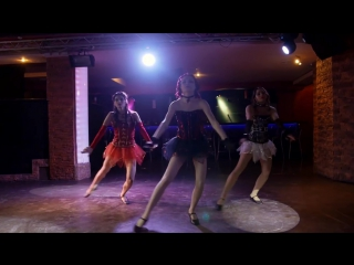 Carla Gugino  Oscar Isaac - Love Is the Drug dance by Modest Perfection (choreo