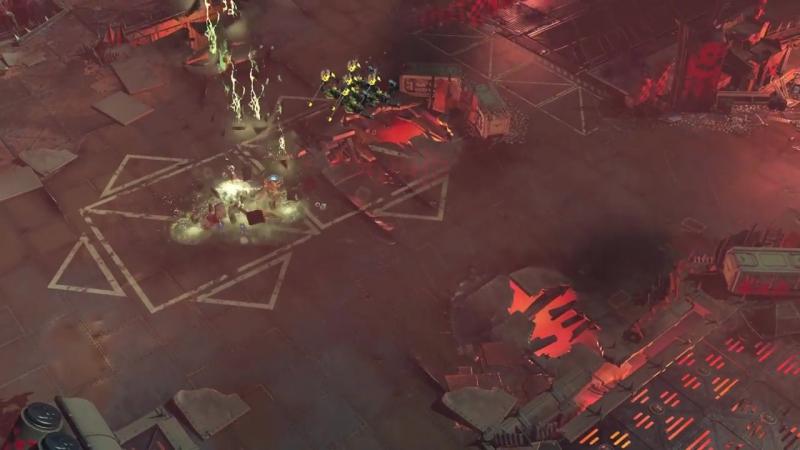 Бесплатное обновление Endless War для игры Dawn of War III!