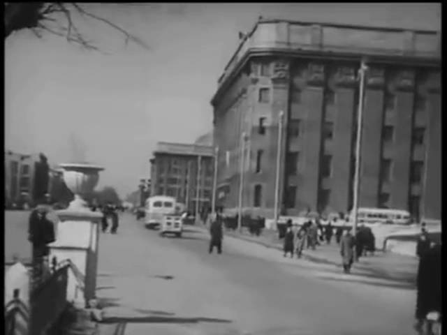 Фильм о борьбе с пьянством в Новосибирске в 1950-е годы. Архивная хроника