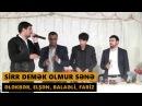 SİRR DEMƏK OLMUR SƏNƏ 2017 Ələkbər, Elşən, Balaəli, Fariz Meyxana