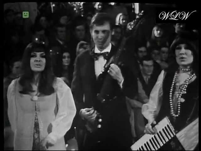 WIATRAKI z Kasią Sobczyk - Tuż obok mnie (1970)