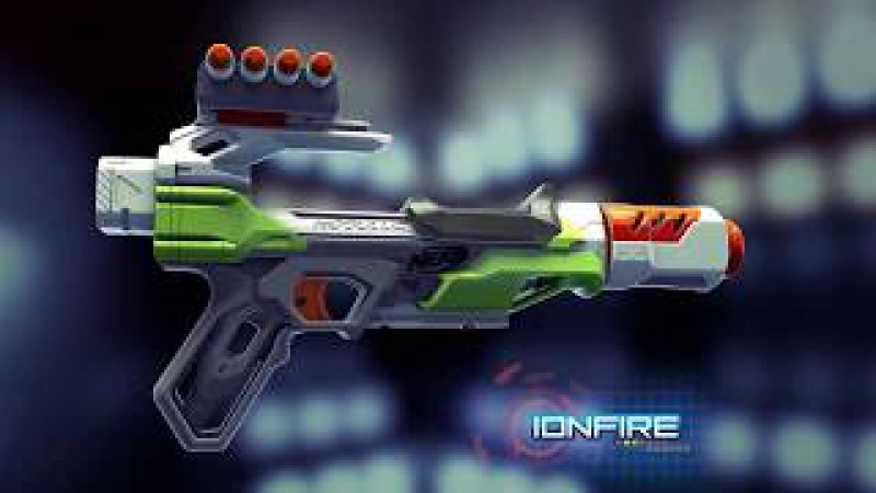 NERF 'Modulus Recon MKII Ion Fire Blasters' купит в Nerf-x.ru