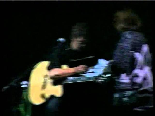 Сольный концерт БГ в Вологде