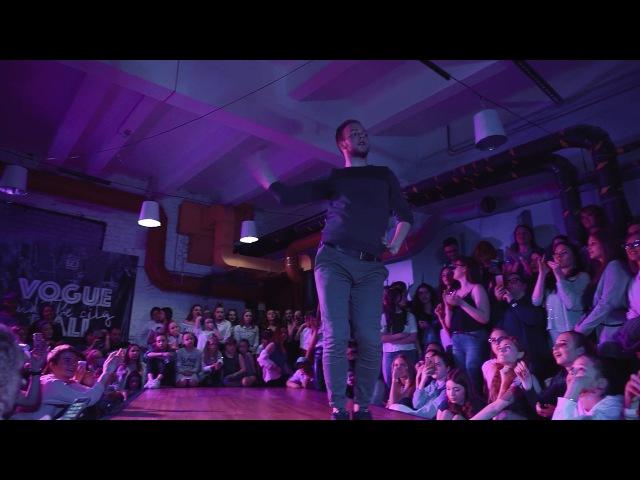 ART REVLON: Vogue Presenter @ YOU CAN DANCE CAMP 2018