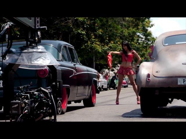 Pinto Wahin, DJ Ricky Luna El Taiger - La Habana (HD Behind the Scenes Video)