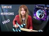 Salems Lott - Smoke and Mirrors guitar solo by Jett Black