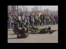 Показательные выступления спецназа ГРУ ВС РФ