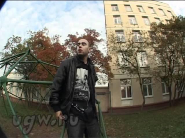 Серия 073: Slim part 02 (Дымовая Завеса, Centr) - Хип-Хоп В России: от 1-го Лица