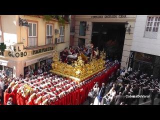 Cena SALIDA Semana Santa Malaga 2014 HD