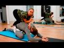 Комплекс упражнений для растяжки всего тела Балерина ломает бойца MMA