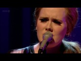 Adele - Someone Like You Live at Later with Jools Holland