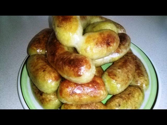 Картофельные колбаски Potato sausages