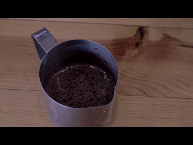 Горячий шоколад рецепт и калькуляция Как приготовить Горячий Шоколад
