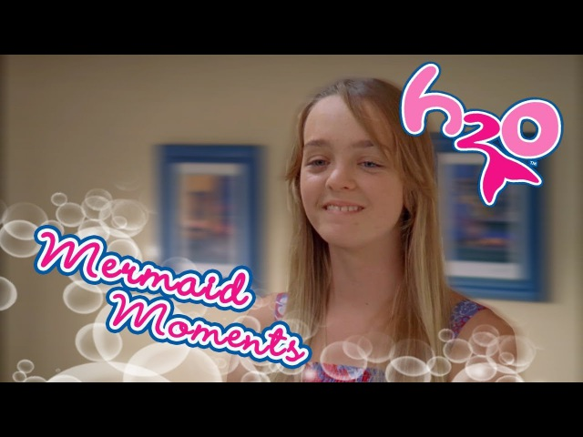 Kim Is Nasty to Cleo | Mermaid Moments | H2O - Just Add Water