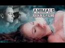 Sexy anidala just like animals vidlet