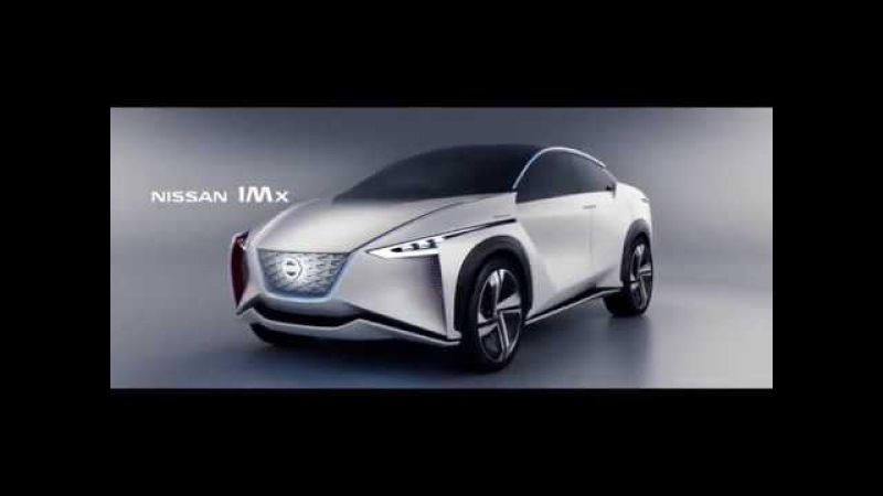 Nissan Intelligent Mobility: the Nissan IMx concept