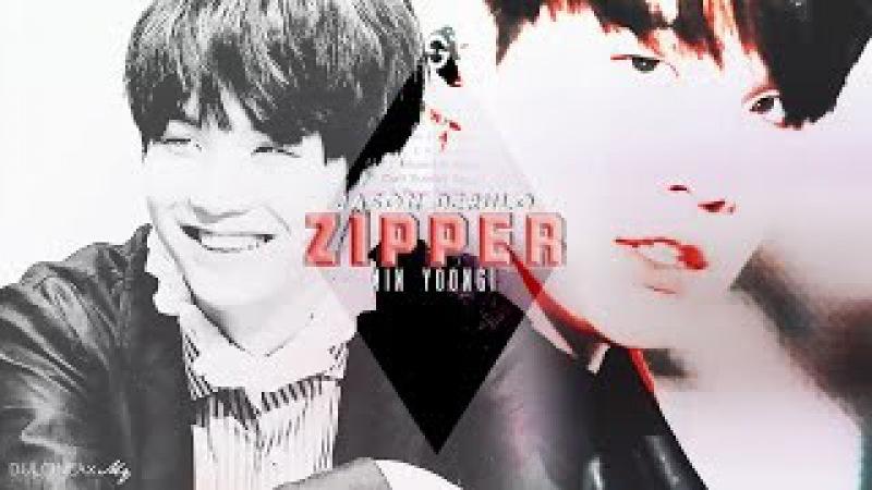 「fmv」BTS' Suga - zipper (100 subs)