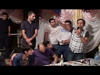 Bir Deli Sheytan Deyir / Orxan Lokbatan vs. Vuqar Dagli / Tekbetek / Deyishme Meyxana / Ramana 2016