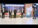 Resad Mirferid Orxan Vuqar Qaqas Zaur Kamaldi'ya XEZER TV 5DE5 2016