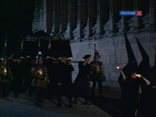 Эль Греко (США, 1965) костюмно-исторический, советский дубляж
