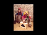 МК Баба   Яга  своими руками   Емеля на печи  Куклы из Капрона