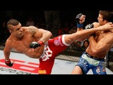 Vitor Belfort vs Luke Rockhold | KO | Training Base