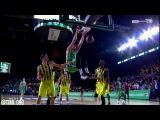 Ante Zizic Highlights vs Fenerbahce (14 pts, 10 reb)