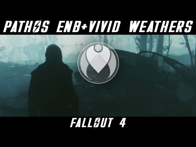 APOCALYPTIC PATHOS ENB Fallout 4 Ultra High ENB Photoreal Graphics Nvidia GTX 1080