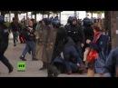 Frankreich: Festnahmen bei Antifa-Ansturm auf rechtsextreme Kundgebung in Lyon