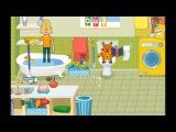Pepi House Игра Мультик Смешное видео Семейная игра