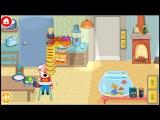 Pepi House 2 часть. Игра Мультик Смешное видео Семейная игра