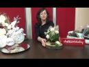 Bombki świąteczne WZORY RÓŻNE Stroik BOMBKA Z MCHU wersja 1 Christmasdecorations